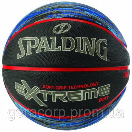 Баскетбольный мяч Spalding NBA Extreme SGT, фото 2