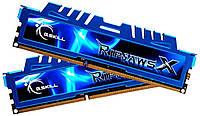 Оперативная пам'ять G.SKILL G.SKILL RipjawsX DDR3 16GB (2 x 8GB) 2400 CL11 (F3-2400C11D-16GXM)