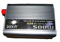 Инвертор Doxin 12-220 В 500 Вт