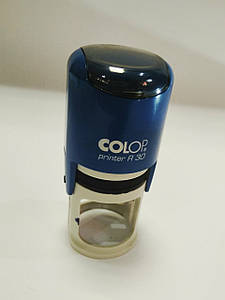 Оснастка для круглой печати диаметр 30мм Colop