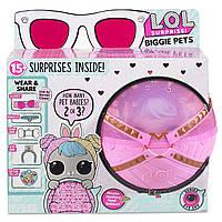 L.O.L. Большой Питомец Зайка Прыг-Скок с аксессуарами  / L.O.L. Surprise Biggie Pet Hop Hop