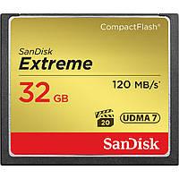 Карта памяти SANDISK Compact Flash Extreme Pro UDMA7 32Gb