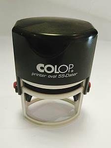 Оснастка для овальной печати 35х55 Colop