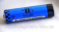 Аккумулятор Li-Ion Bilong 3.7V 18650 4200 mah оптом