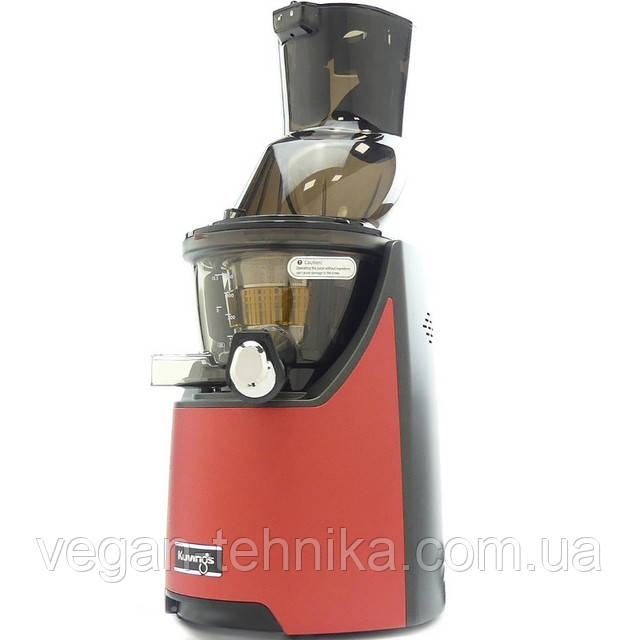 Шнековая соковыжималка Kuvings EVO820 Whole Slow Juicer Red
