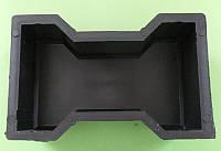 Форма для виготовлення бруківки типу КІСТКА