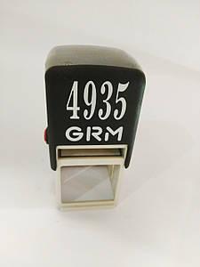 Оснастка для круглой печати 35мм  GRM
