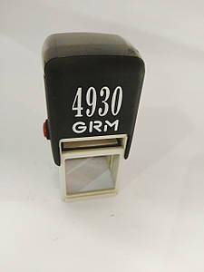 Оснастка для круглой печати 20 мм  GRM