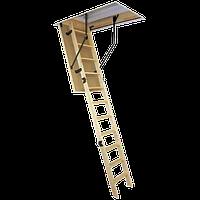 Деревянные лестницы на чердак Oman Prima