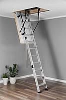 Алюминиевые лестницы на чердак Oman Alu profi Extra