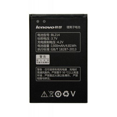 Акумулятор Lenovo BL214 A269 A316 A208T A218 A300T