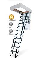 Металеві сходи на горище LiteStep OST-B, фото 1