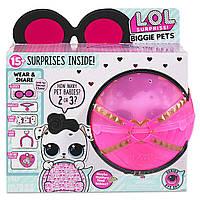 L.O.L. Большой Питомец Долматинец с аксессуарами из шпионской серии / L.O.L. Surprise Biggie Pet - Dollmation