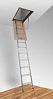 Комбинированные лестницы на чердак Altavilla Cold Metal 3S, фото 1