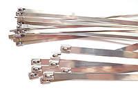 Стяжка из нержавеющей стали(хомуты металлические из нержавейки)