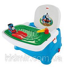 Бустер стульчик для кормления Томас Fisher Price Thomas Tray Booster
