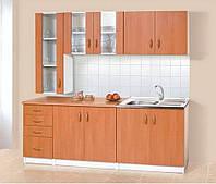 Кухня ВЕНЕРА 2м с пеналом