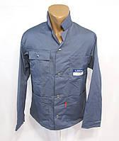 Куртка рабочая Lutteurs Job Dress, 46 (S), синяя, Новая!