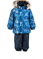 Зимний комплект для мальчика Lenne Robert 18314-2290. Размер 92.