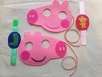 Свинка Пеппа костюм набор, фото 1