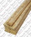 Брус деревянный (Дуб) 2000х75х30(9 шт./комплект) артикул 95.022