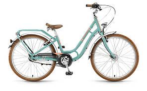 """Велосипед WINORA LILOU 24"""" 3S NEXUS, рама 32 см, 2018"""