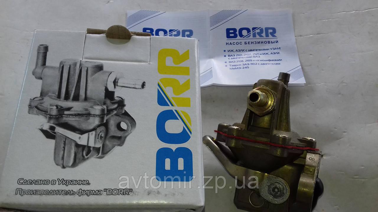 Бензонасос Ваз 2101-2107 плунжерний BORR