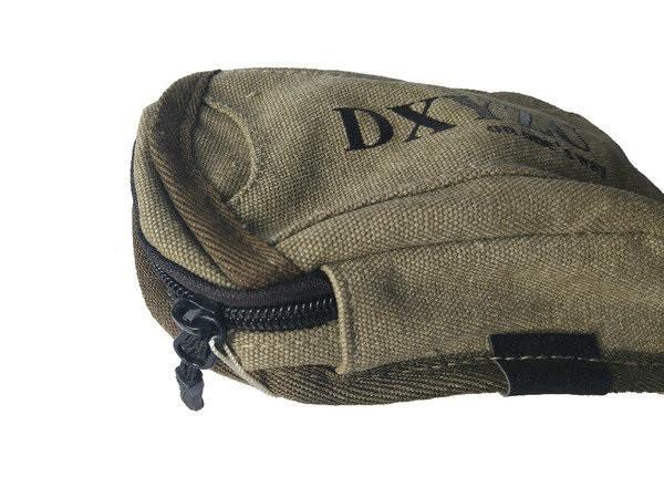 Спортивная сумка на пояс DXYZU с карабином