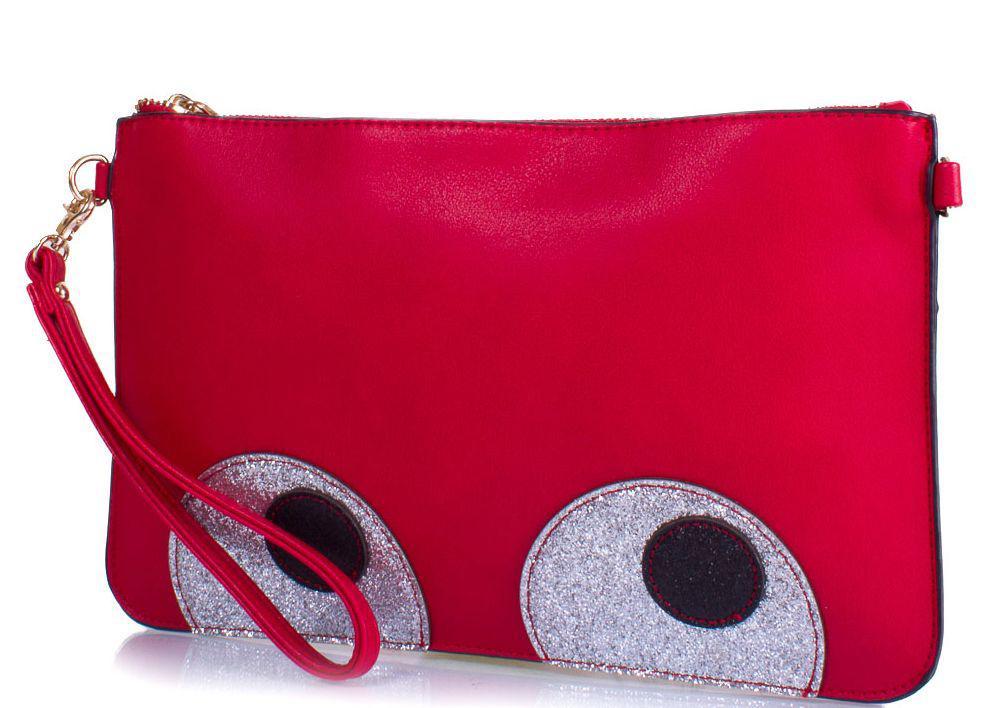 Клатч женский AMELIE GALANTI A981058-red из кожезаменителя