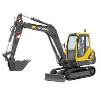 Экскаватор EC55BPRO Volvo Construction Equipment