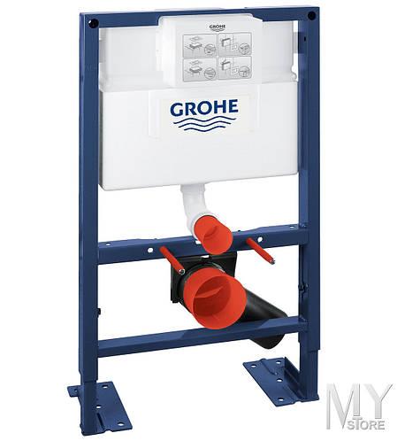 Система инсталляции для унитаза GROHE Rapid SL (0,82 м) (38587000)