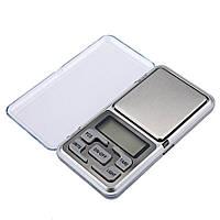 Весы карманные электронные MH-500 (500гр/0.1гр)