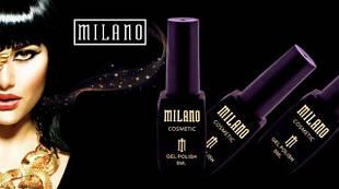 Стартовые наборы MILANO для покрытия гель-лаком