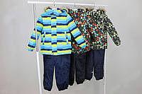 Зимний комплект для мальчика Lenne ROKCY 18320В - 6370. Размеры 104 - 134.