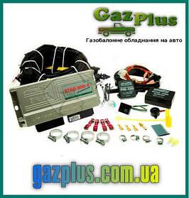 Комплект ГБО STAG 300 6 Premium KME Silver 200л.с. Valtek баллон трубки