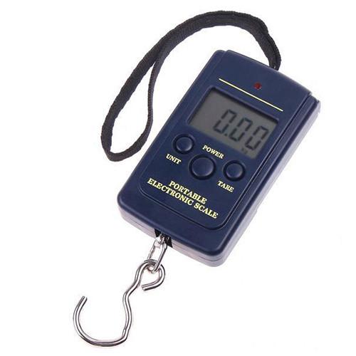 Весы кантер электронный мини 40кг