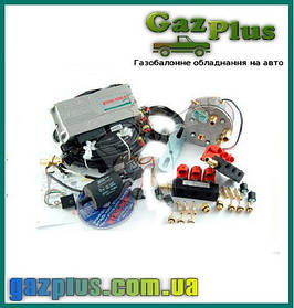 Комплект ГБО STAG 300 6 ISA2 Zavoli 270л.с. Valtek пропан