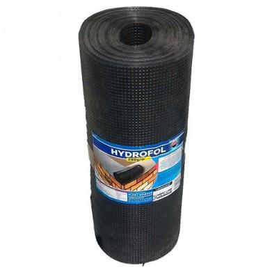 Гидроизоляция на фундамент Hydrofol Plast Master 50см*50м (280гр./м.кв.)