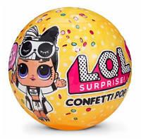 Игровой набор L.O.L Surprise сonfetti pop 3 серия 2 сезон оригинал 551515