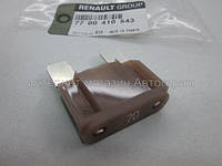 Предохранитель 70А (коричневый) на Рено Трафик 01-> — Renault (Оригинал) - 7700410543