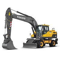 Экскаватор EW205D Volvo Construction Equipment