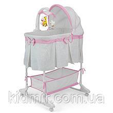 Колиска - ліжечко Milly Mally Sweet Melody колір Simple Pink 120724