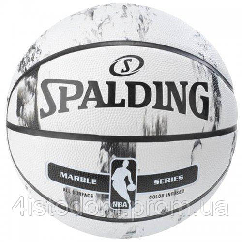 Баскетбольный мяч NBA Marble