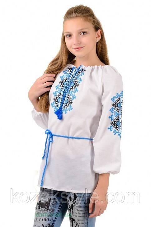 """Вышиванка для девочки """"Украиночка"""""""