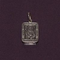 Икона на шею святой мученик Валентин Доростольский