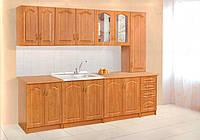 Кухня Оля 2 м с пеналом