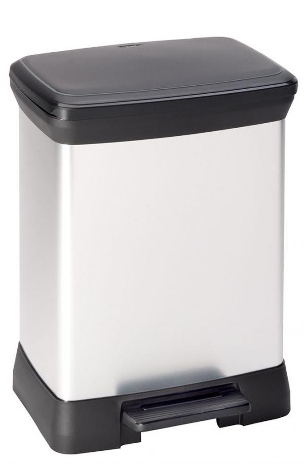 "Контейнер для мусора Curver ""Deco bin"" 02164 (30л)"