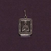 Оригинальная икона святой мученик Виктор Дамасский