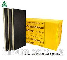 Звукопоглощающие панели AcousticWoolSonet P 100мм