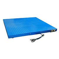 Весы платформенные Jadever JBS-3000-500(1010)